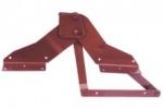 МЕХАНИЗМ ТРАНСФОРМАЦИИ 008.00-01/02. Материал: сталь. Покрытие: оксид. Вес: 1,63 кг