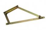 МЕХАНИЗМ ТРАНСФОРМАЦИИ 177.00. Материал: сталь. Покрытие: цинк. Вес: 1,45 кг