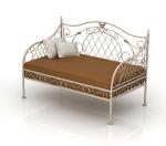 Кровать металлическая ФЕНИКС-3