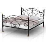 Кровать металлическая МАРГО-2