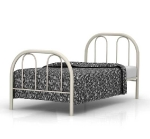 Кровать металлическая СПАРТА-1
