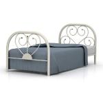 Кровать металлическая ВИКТОРИЯ-2